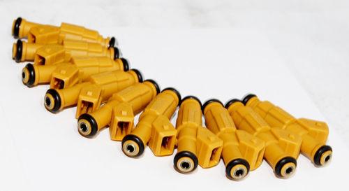 Details about  /Fuel Injectors fit97-99Ford E-350Econoline//Club Wagon6.8L V10 0280155710 10Piece