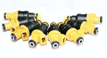 1set (8) Fuel Injectors for Ford 4.6L 5.0L 5.4L 5.8L V8 0280150943