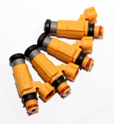 4 Pieces Fuel Injectors for Mitsubishi 99-00 Galant//97-99 Montero Sport 2.4L I4