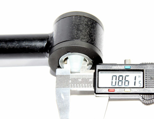 """Front Adjustable Track Bar for 99-04 2-6/"""" Lift Ford F-250 Super Duty 2WD"""
