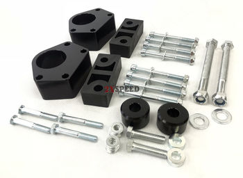 For 84-95 Toyota IFS 4Runner 2.5 quot; Front Leveling Lift Kit w/ Diff Drop 4WD 4x4