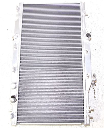 """Dual Core Performance RADIATOR+12"""" Fans For 02-06 ACURA"""