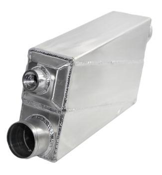 Aluminum Universal Turbo WATER-TO-AIR Intercooler 3 quot; I/O 14 quot;X8 quot;X4.5 quot;