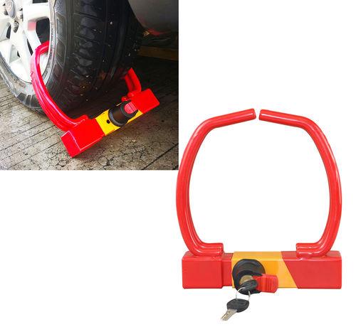 Heavy Duty Wheel Security Clamp