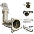 for Audi 09-16 A4/ 10-16 A5/13-16 Allroad/11-17Q5 2.0T 3 quot; SS Downpipe