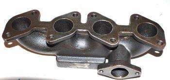 Cast Iron Manifold for 87-92 VW Jetta/ Golf GLI 16-Valve 2.0L 1984CC T3 Flange
