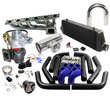 14 pcs BMW 323IS 325IS 328IS E36 E46 M50 T04E T3/T4C Turbo Kit With EMUSA Turbo