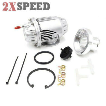 """2.5"""" 25PSI Aluminum Super Sequential Type SSQV-Series V-Band Blow Off Valve Kit"""