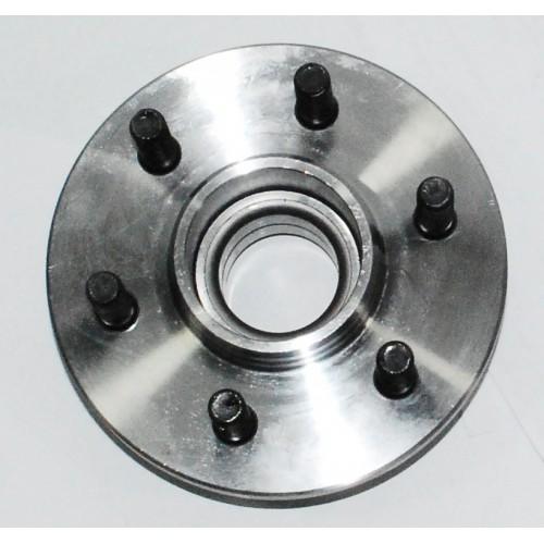 front wheel hub assembly 00 04 dodge dakota 2wd incls axle. Black Bedroom Furniture Sets. Home Design Ideas