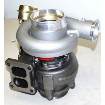 "Turbo Charger HX40W Cummins 6CTAA Holset 4"" with T4 Flange"