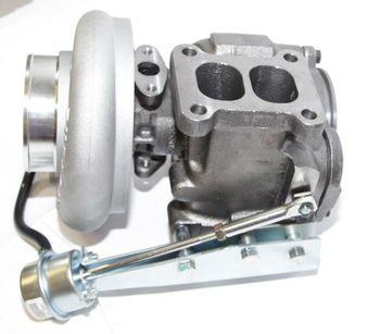 Cummis HX40W Turbo Turbocharger w T3-T4 Adapter Upgrade HX40