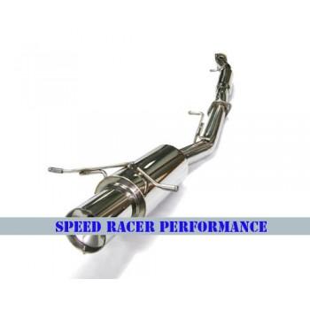 "2002-2005/2006-2007 Subaru Impreza WRX/STi 3"" Turbo Catback Exhaust"