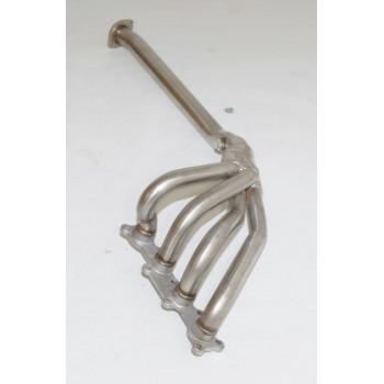 90 91 92 93 Mazda Miata Stainless Steel Exhaust Header 4-1 MX-5 1.6L 1990-1993