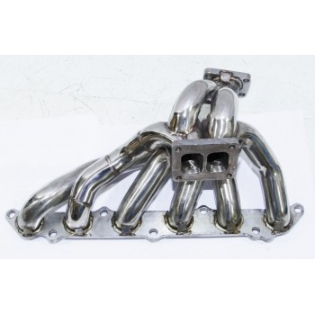 Toyota Supra T4 Cast Turbo Manifold 87-91 MA70 MZ20 MZ21 7M-GTE Stainless Steel