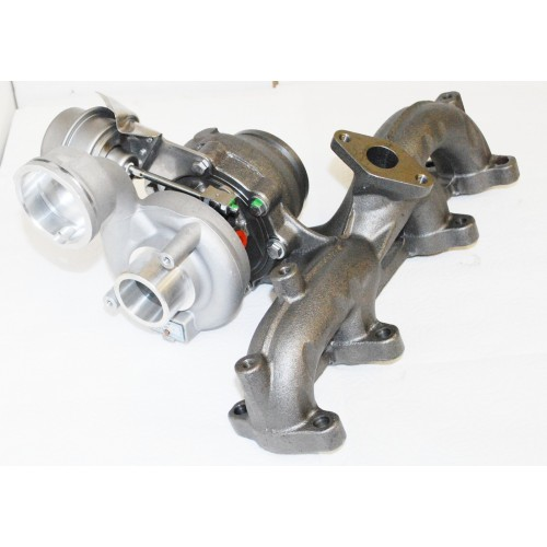 Turbo Charger Kp39 With Manifold 2002 2009 Volkswagen T5