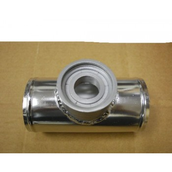 "Blow Off Valve Piping HKS style Adapter 3"" Aluminum"