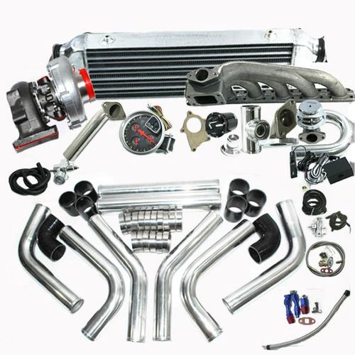 Bmw Z3 Turbo Kit: EMUSA Turbo BMW 323IS 325IS 328IS E36 E46 M50 T04E T3/T4C
