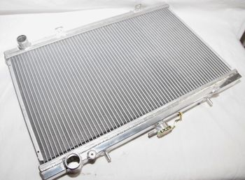 NISSAN SKYLINE R32 RB20/25 89-93 Manual Performance Racing Aluminum Radiator