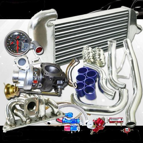 TD05 16G Turbo Kits for 95-99 Mitsubishi Eclipse GSX Hatchback 2D 2 0L 4G63  ONLY