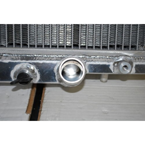 honda civic    acura integra radiator