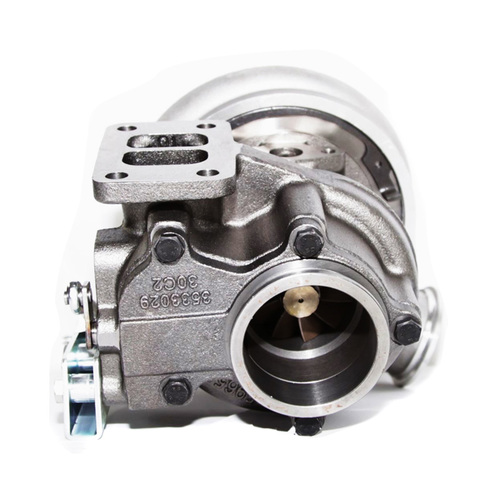 HX40W SUPER DRAG Diesel Turbo Charger Holset T3 Flange Hx40 For Dodge RAM CUMMIN
