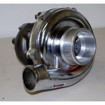EMUSA T3/T4 HYBRID CHROME TURBOCHARGER T04E A/R .63(450hp)