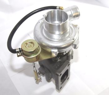 T3/T4 Hybrid Turbocharger With Built in 8 psi Wastegate