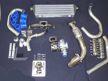 1999 2000 2001 2002 2003 2004 2005 VW Jetta Gti 1.8LTurbo Kit T3/T4  with  Downpipe