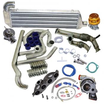 2002-2005 Complete Turbo Kit Honda Civic Si EP3 K20 Bolt-on