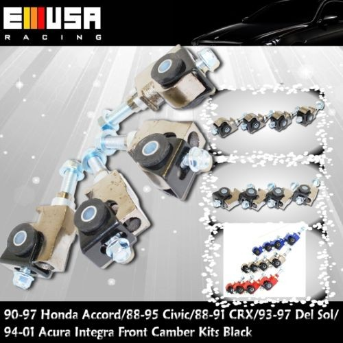 Civic Accord Acura Integra Front With Rear Camber Kit