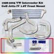 1998-2005 VW Intercooler Kit Golf Jetta IV 1.8T Front Mount