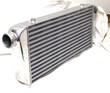Universal Intercooler 27.5 quot;X11.5  quot;X3  quot; 2.5 quot; Inlet and Outlet