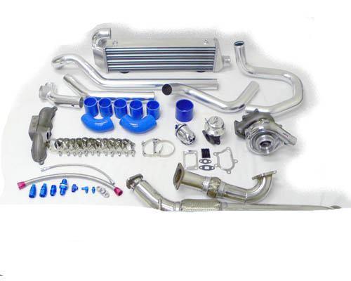 Honda Civic Type R 2 0 DOHC 220HP K20A Complete Turbo Kits Ep3 k20 Rsx Bolt  on
