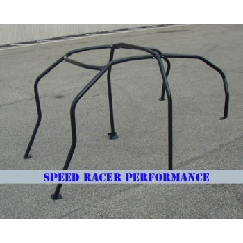 1995-1998 6 Point Anti Roll Cage Nissan 240sx S14 Hatchback Fastback Only
