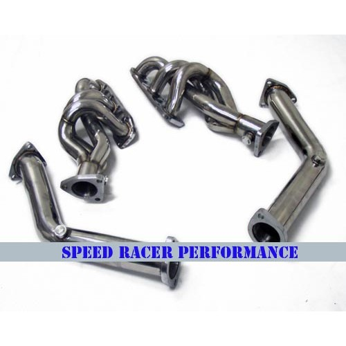 2003 2004 2005 2006 2007 2008 2009 Nissan 350z Header with Pipe Infiniti G35