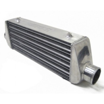 UNIVERSAL INTERCOOLER 27x7x2.5 2.5 quot; Inlet/Outlet