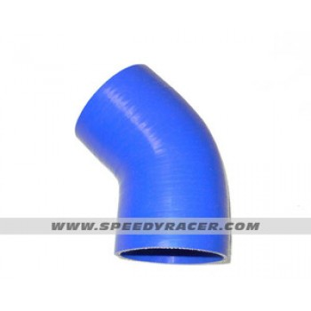 Silicone Coupling  45 Degree  3.0