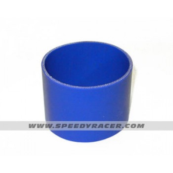 """Silicone Coupling  Straight  3.5"""""""