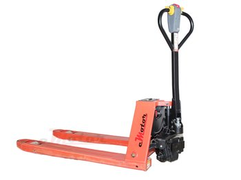 EMUSA EPT33H 3300 LB TOWING POWER WITH SEMI ELECTRIC LITHIUM PALLET TRUCK
