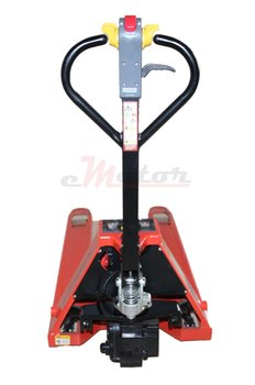 EMUSA PPT40H 4000 LB TOWING POWER WITH SEMI ELECTRIC LITHIUM PALLET TRUCK
